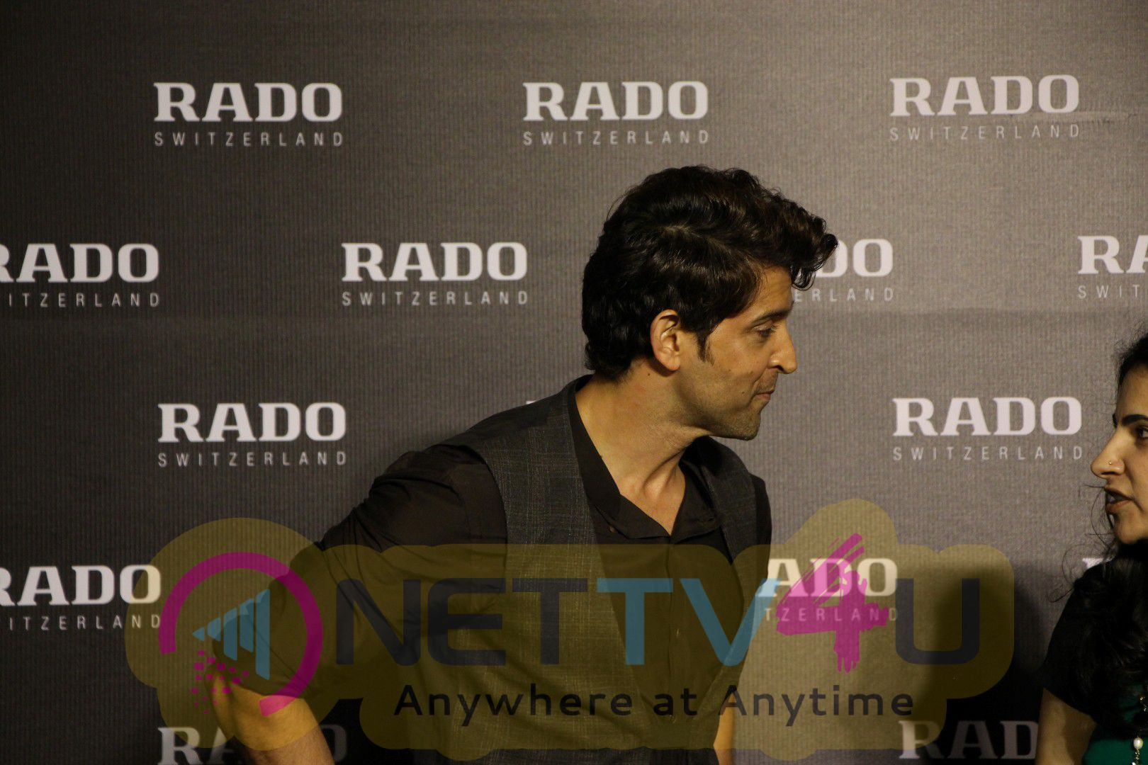 Photos Of Hrithik Roshan At Unveiling Of Swiss Delights For Rado A Luxury Watch Brand