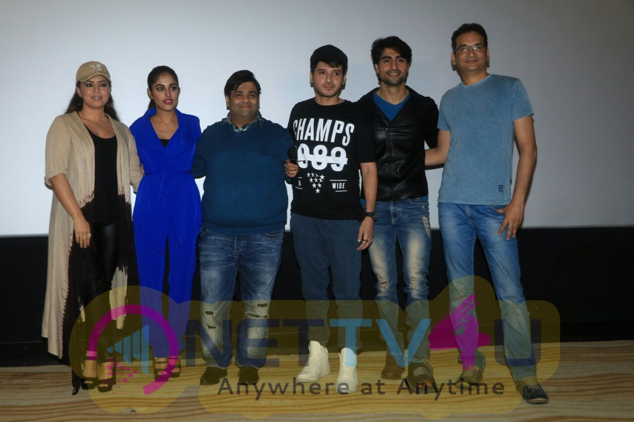 Photos Of Trailer Launch Film 2016 The End Hindi Gallery