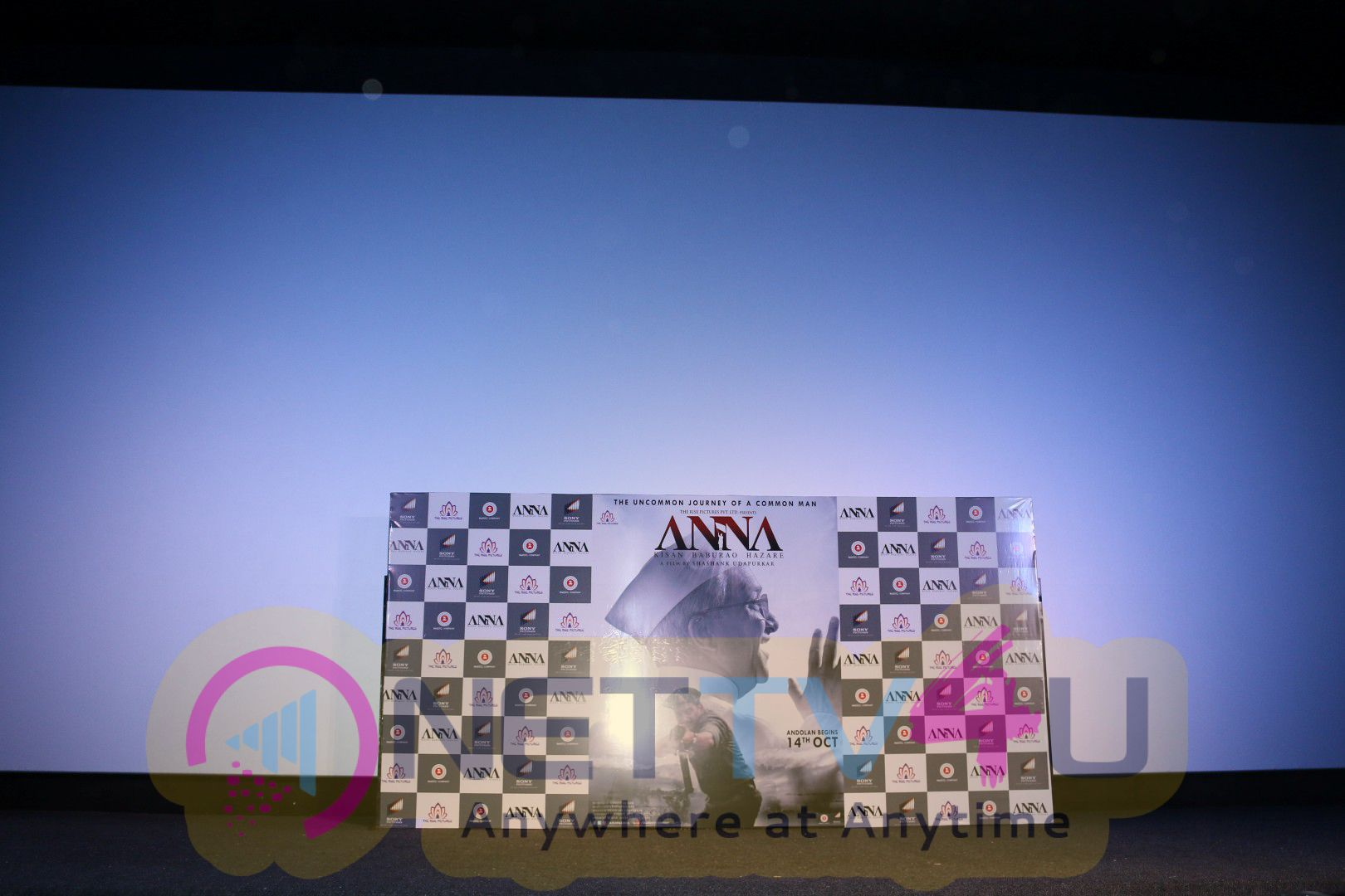 Photos Of Trailer Launch Of Film Anna With Anna Hazare Hindi Gallery