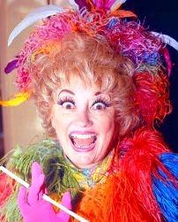 Phyllis Diller English Actress