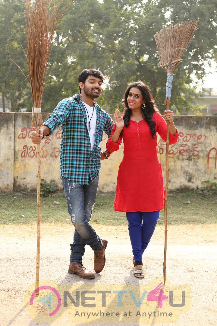 Pichiga Nachav Movie Shooting Spot Stills