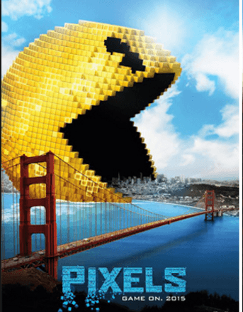 Pixel Movie Review