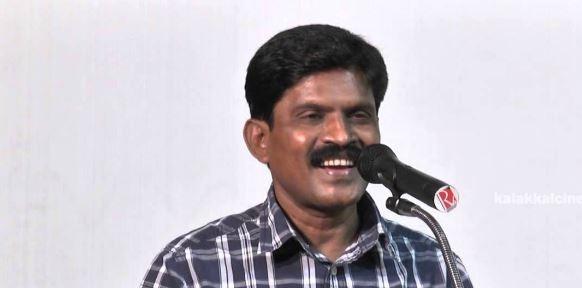 Popular Tamil Lyricist Annamalai Is No More!