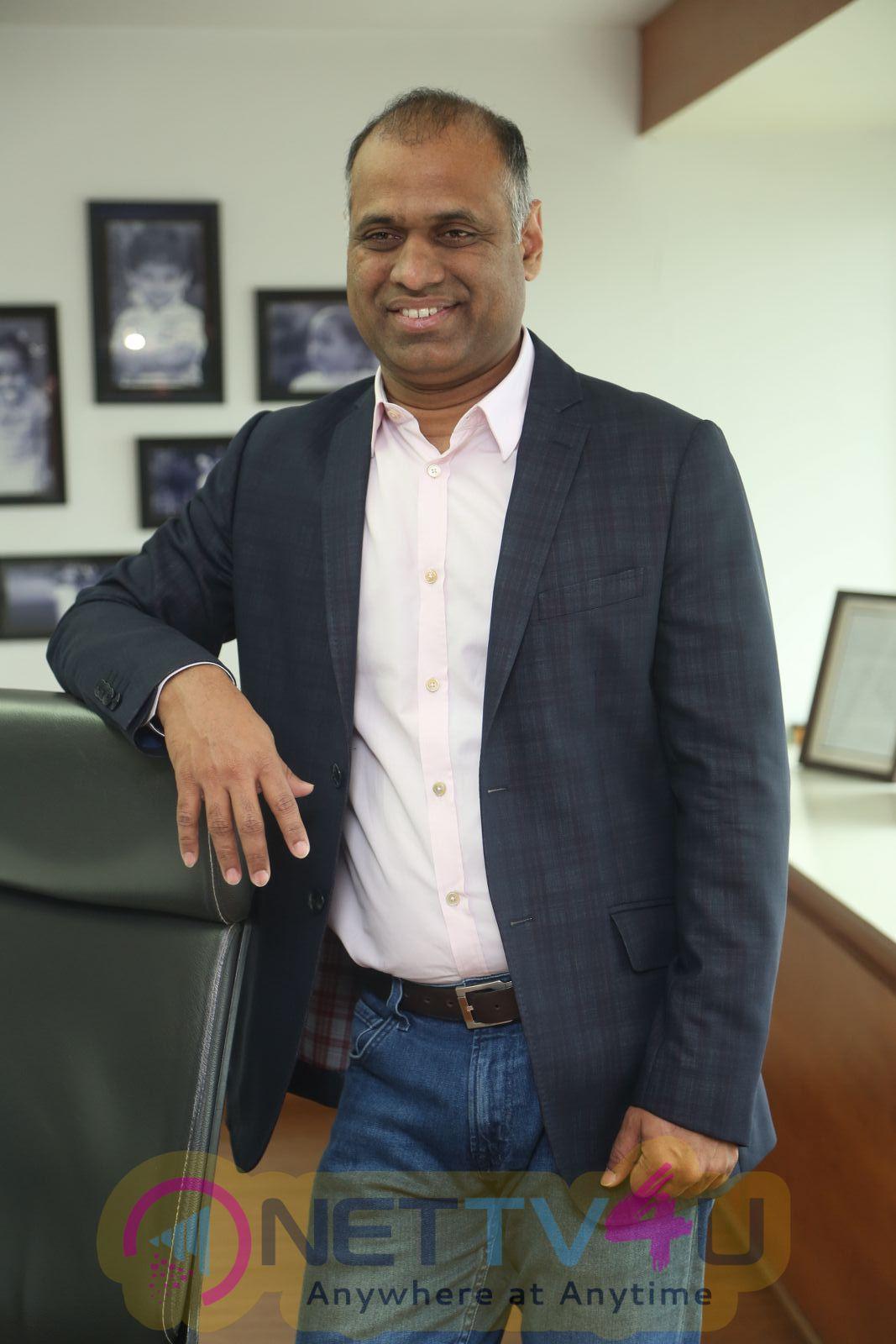 Prasad V. Potluri Exclusive Interview Stills Telugu Gallery