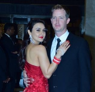 Preity And Goodenough In Himalayas!