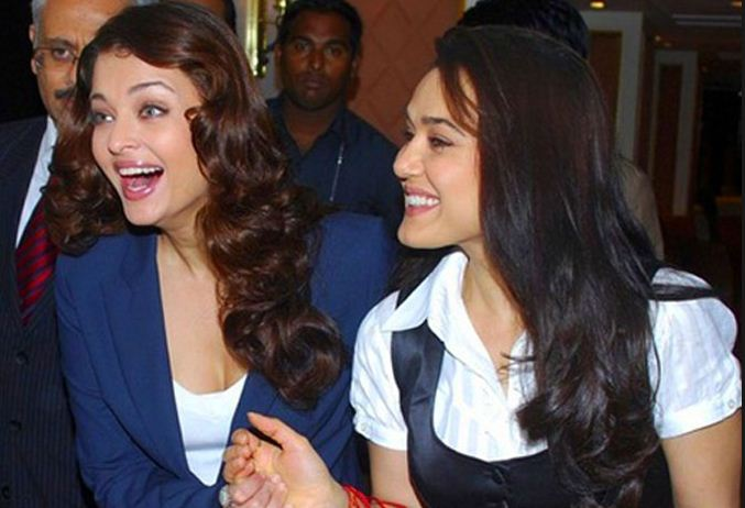 Preity Zinta Is In Love With Aishwarya Rai!