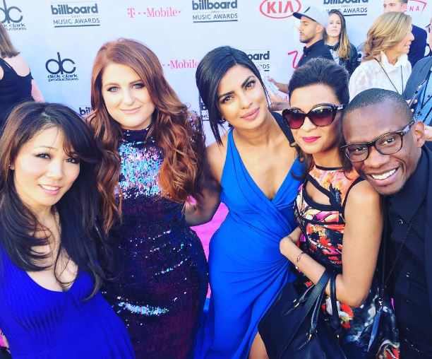 Priyanka Chopra's Crush On Meghan Trainor!