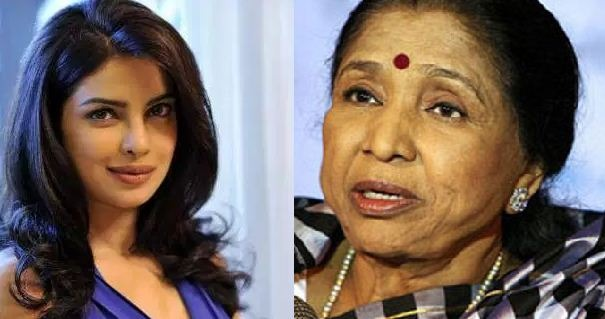 Priyanka Is Picture Perfect To Portray Me - Asha Bhosle