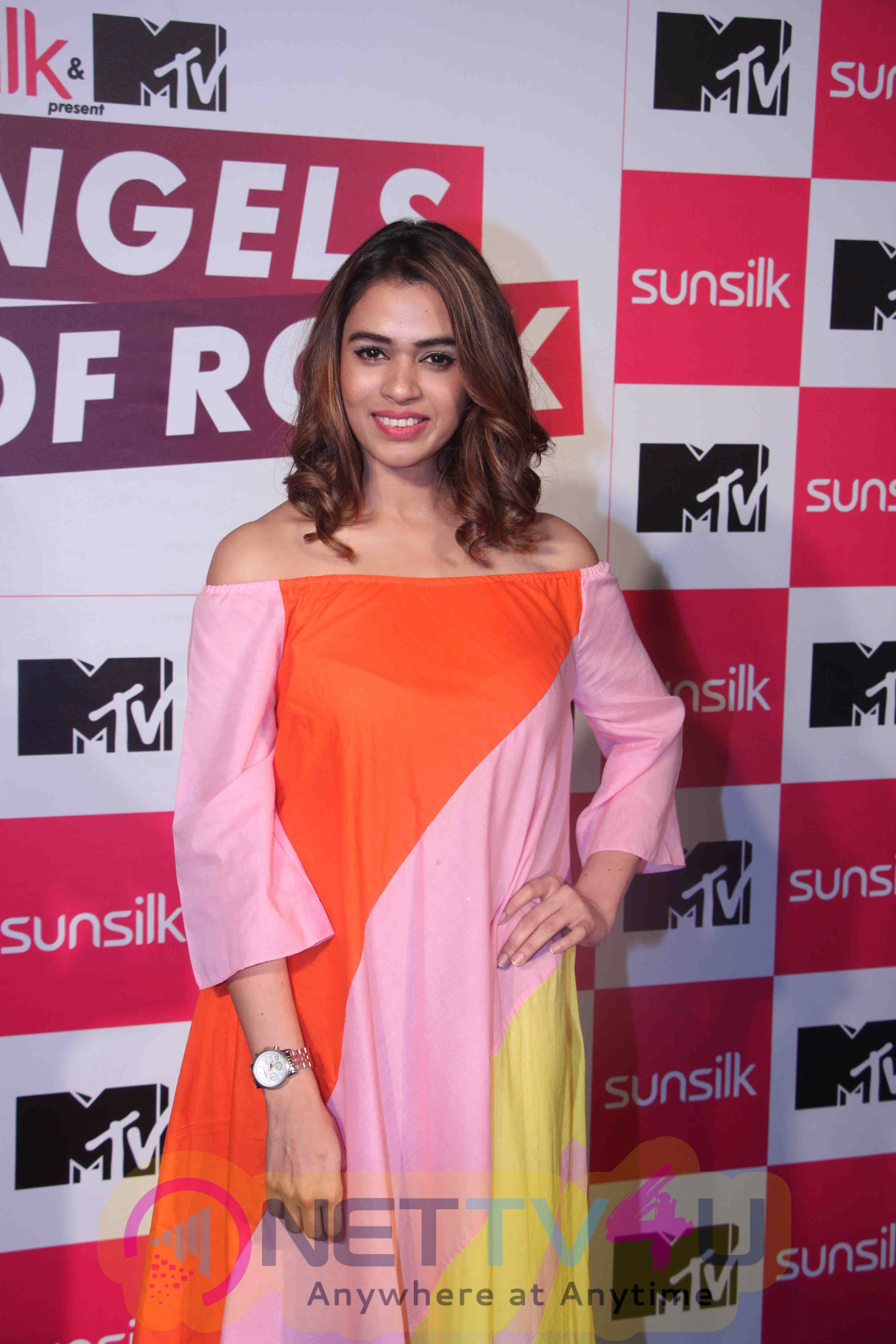 Promotion Of MTV New Show Angels Of Rock Dazzling Photos