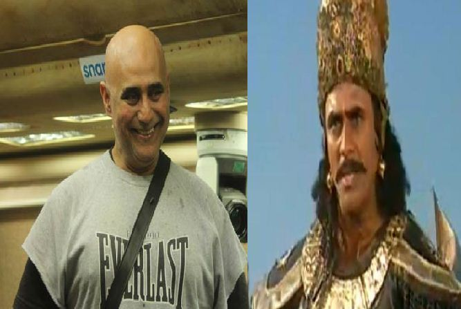 Puneet Issar To Play Six Pack Abs Ravan!