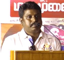 Punnagai Venkatesh Tamil Actor