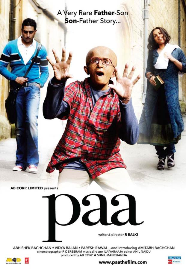 Paa Movie Review Hindi