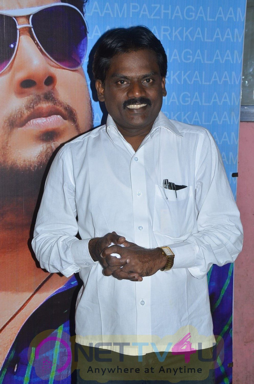 Paarkalaam Pazhagalam Movie Audio Launch Photos