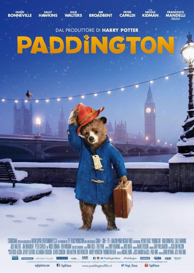Paddington Movie Review English