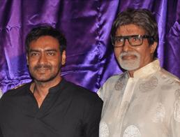 Pahlaj Nihalani To Cast Amitabh Bachchan And Aj..