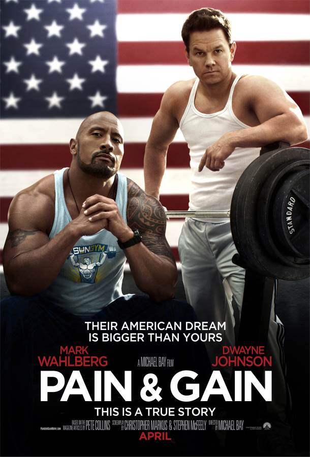 Pain & Gain Movie Review English