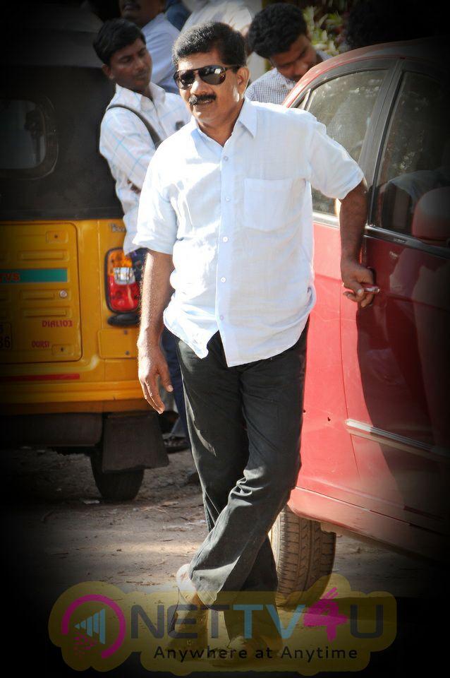 Paisa Tamil Movie Working Stills