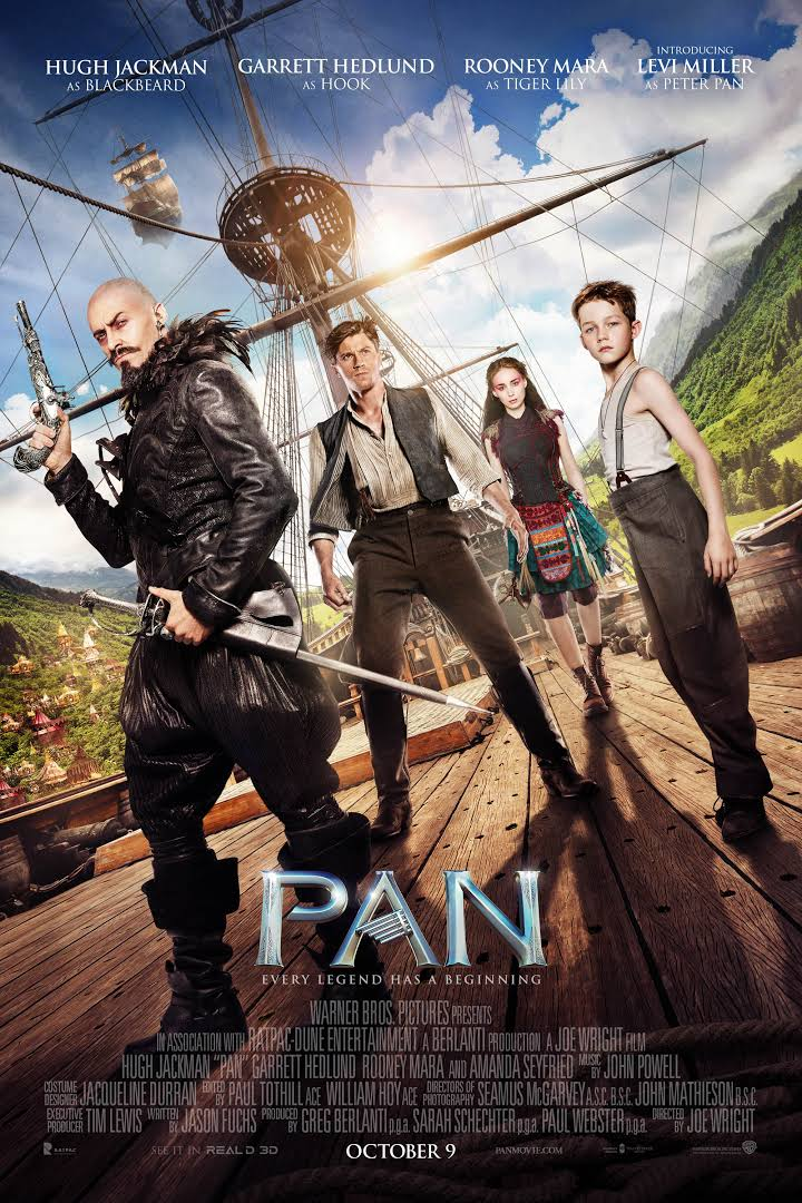 Pan Movie Review English