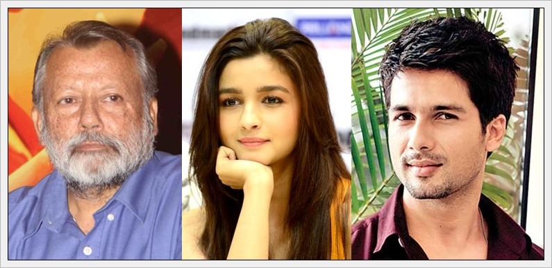 Pankaj Kapoor Got Jealous When Shahid Talks With Alia