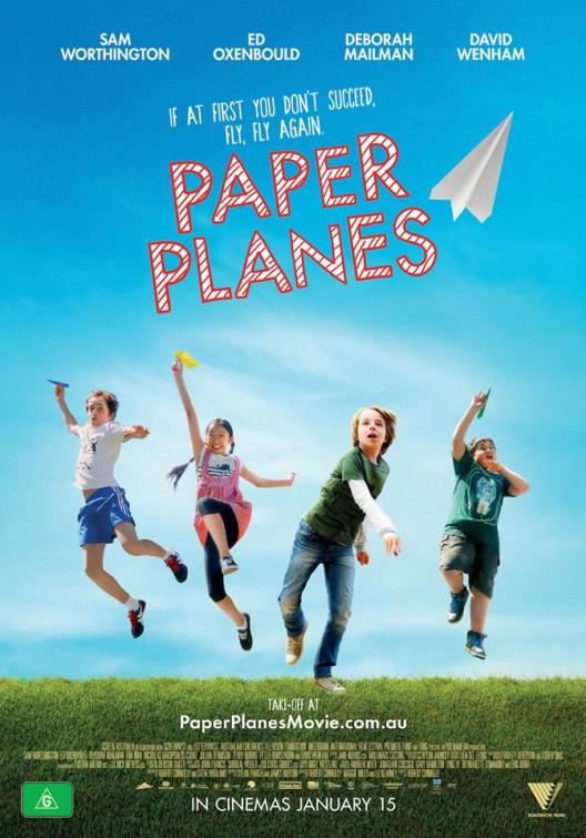 Paper Planes Movie Review English