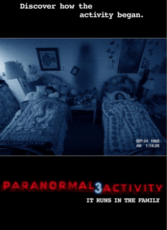 Paranormal Activity 3 Movie Review English