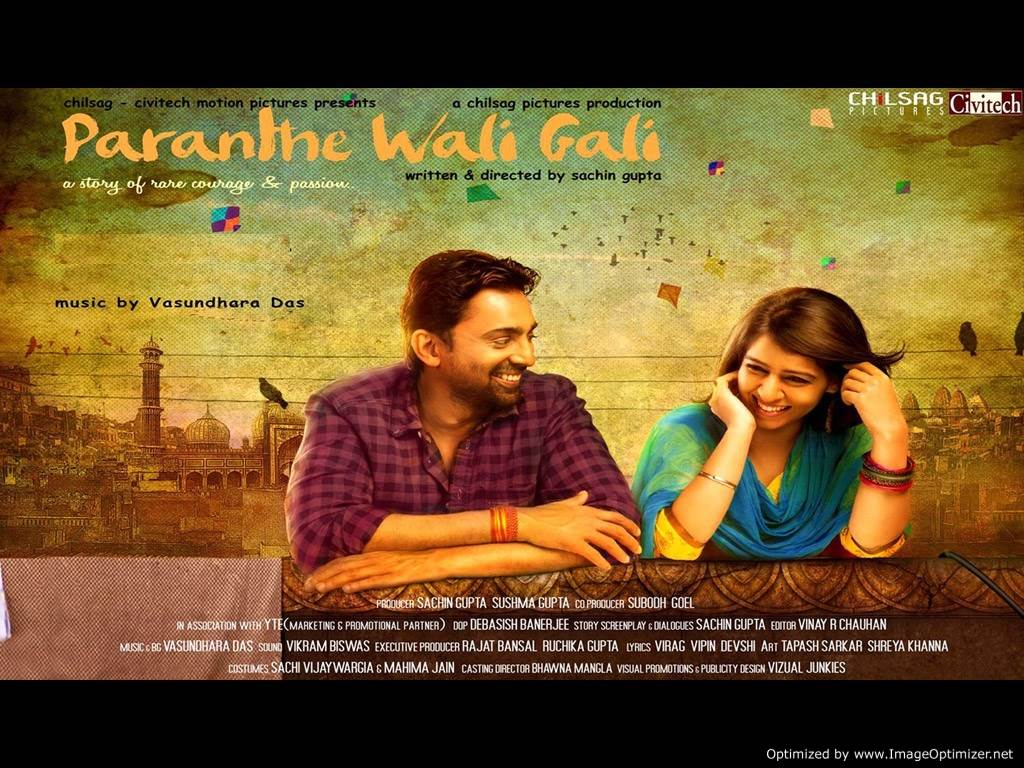 Paranthe Wali Gali Movie Review Hindi