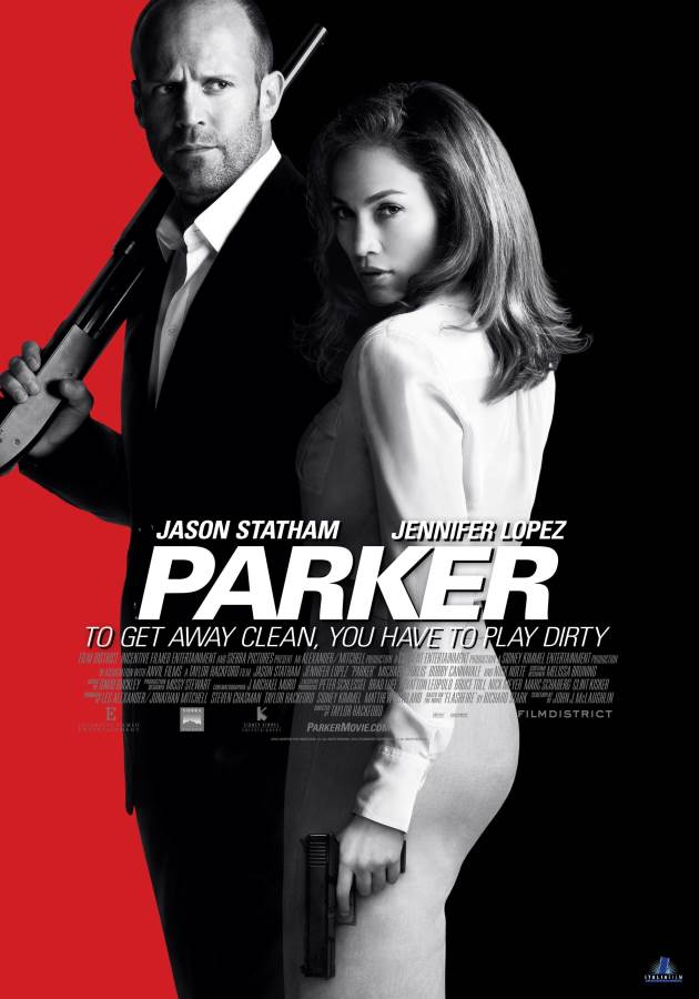 Parker Movie Review English