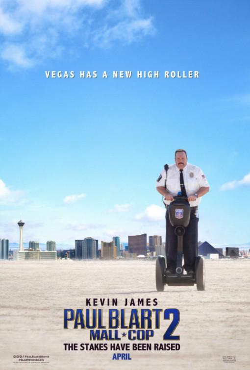 Paul Blart: Mall Cop 2 Movie Review English