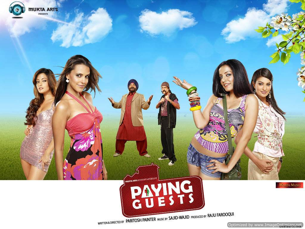 Paying Guests Movie Review Hindi