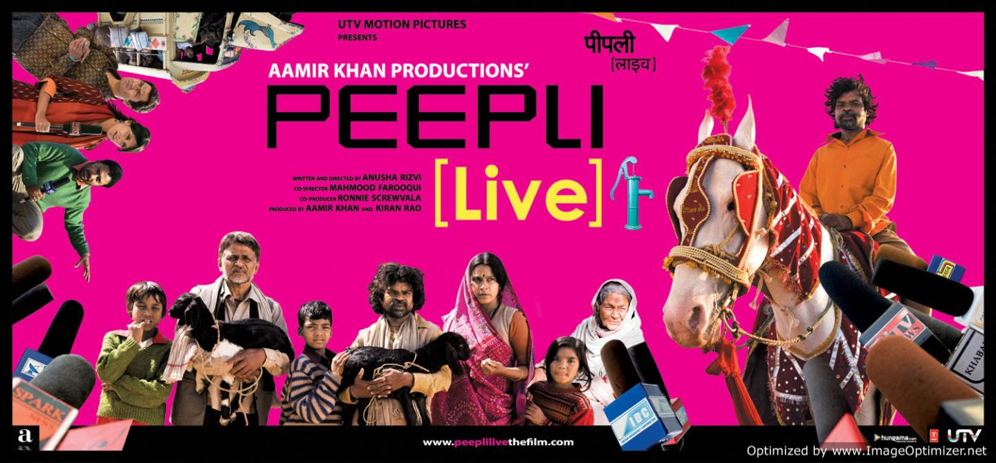 Peepli Live Movie Review Hindi