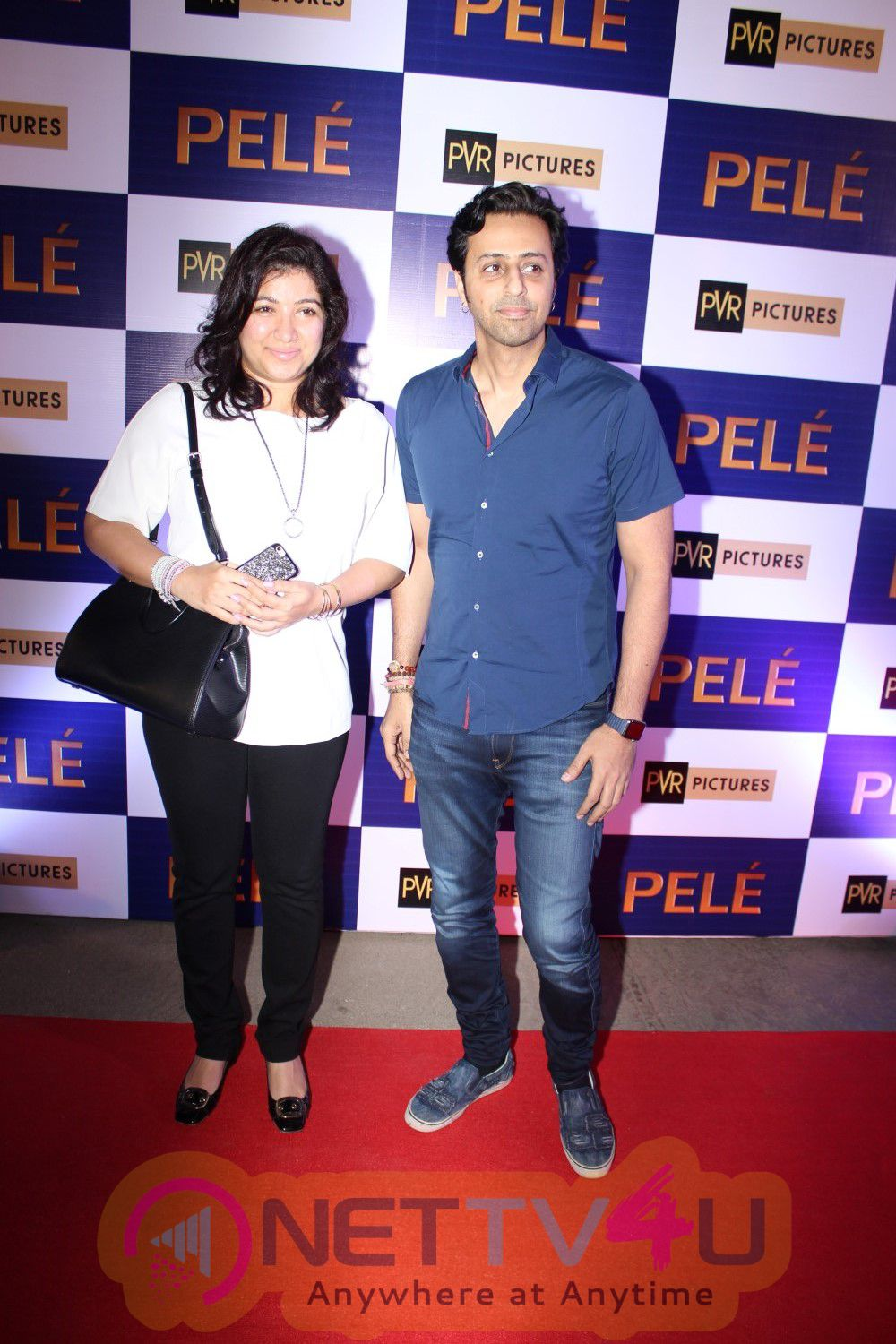 Pele Birth Of A Legend Movie Special Screening Stills