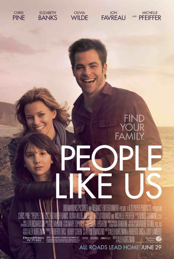 People Like Us Movie Review English