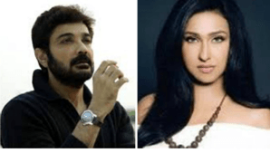 Perfect Chemistry Between Rituparna And Prosenj..