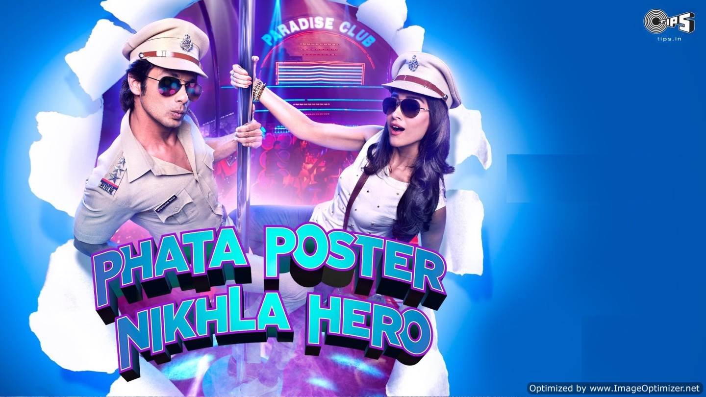 Phata Poster Nikla Hero-Heroism bursts out soon enough! Movie Review Hindi