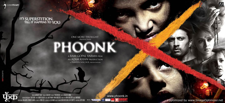 Phoonk  Movie Review Hindi