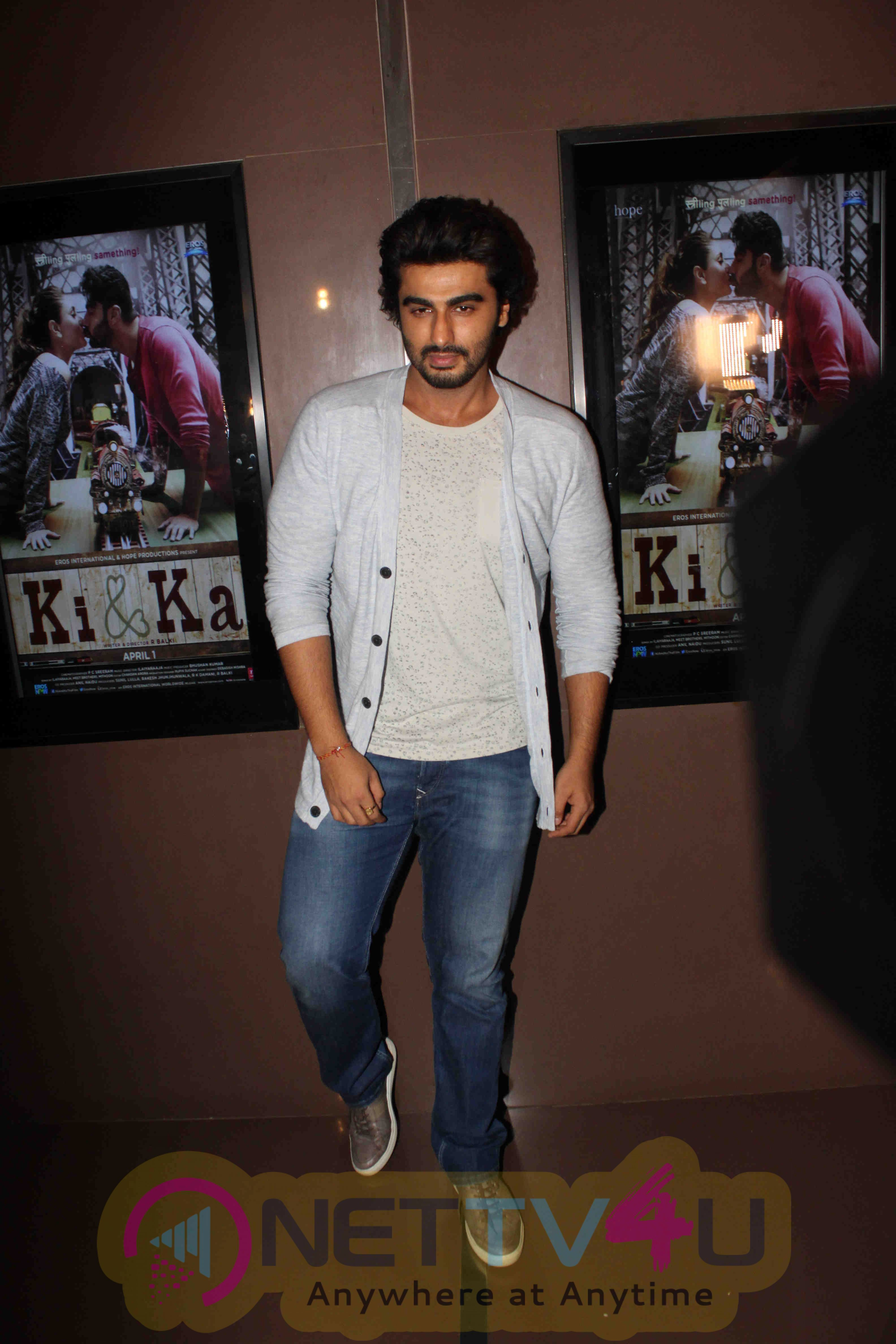 Photos Of ActorArjun KapoorFeels ThatHisUpcoming RomanticFilmKiAndKa Will Work With TheAudiences