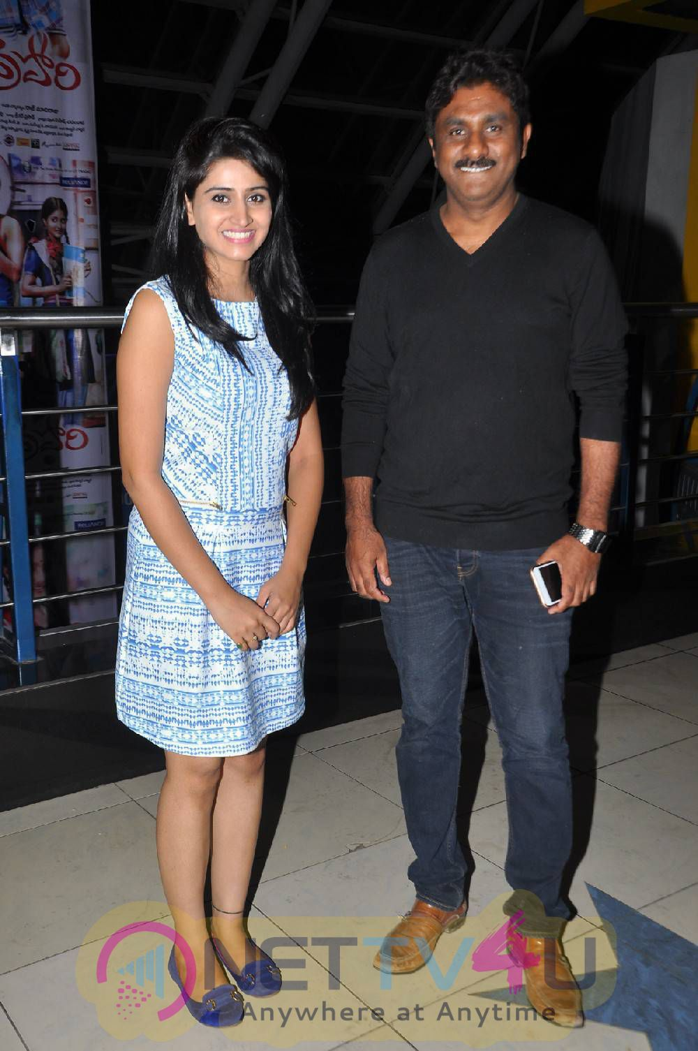 photos of andhra pori movie preview show at imax 7