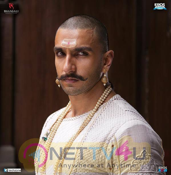 Photos Of Bajiraomastani Movie First Look