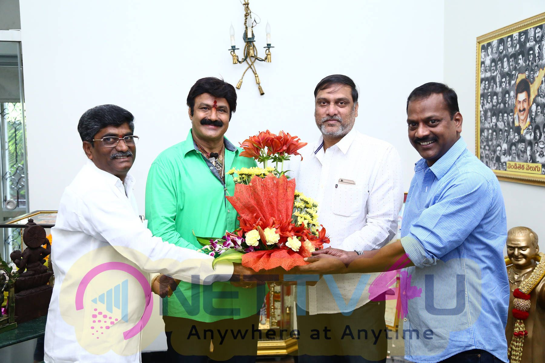 Photos Of Balayya Birthday Celebrations 2015