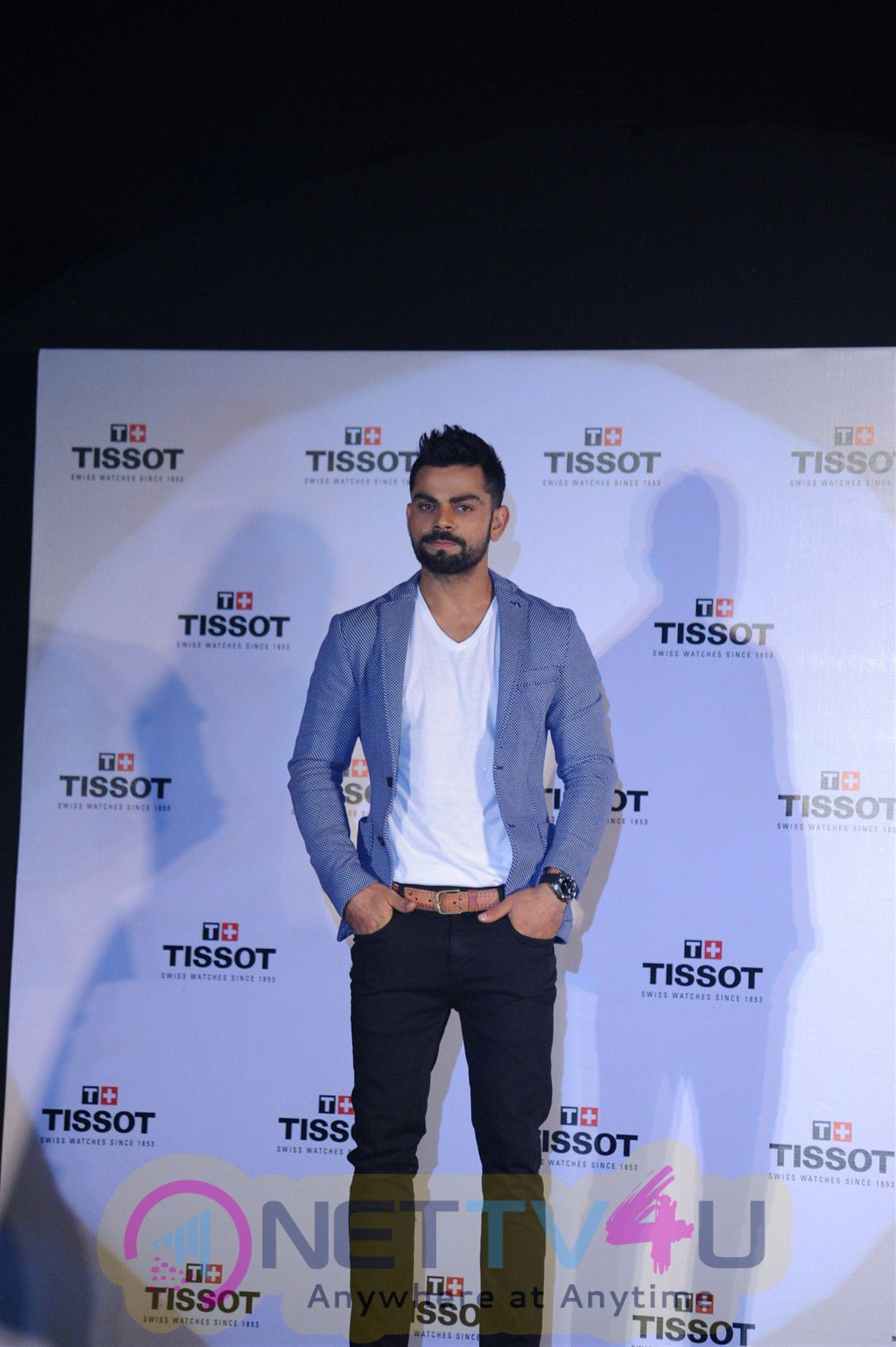 Photos Of Cricketer Virat Kohli Announced TISSOT Luxury Watches Brand Ambassador