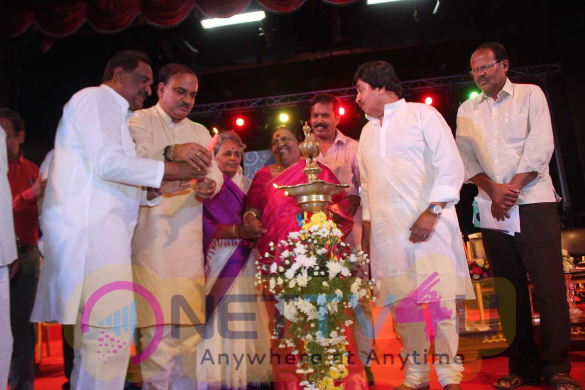 Photos Of Dr.Rajkumar 88th Birth Anniversary Organised By State Government