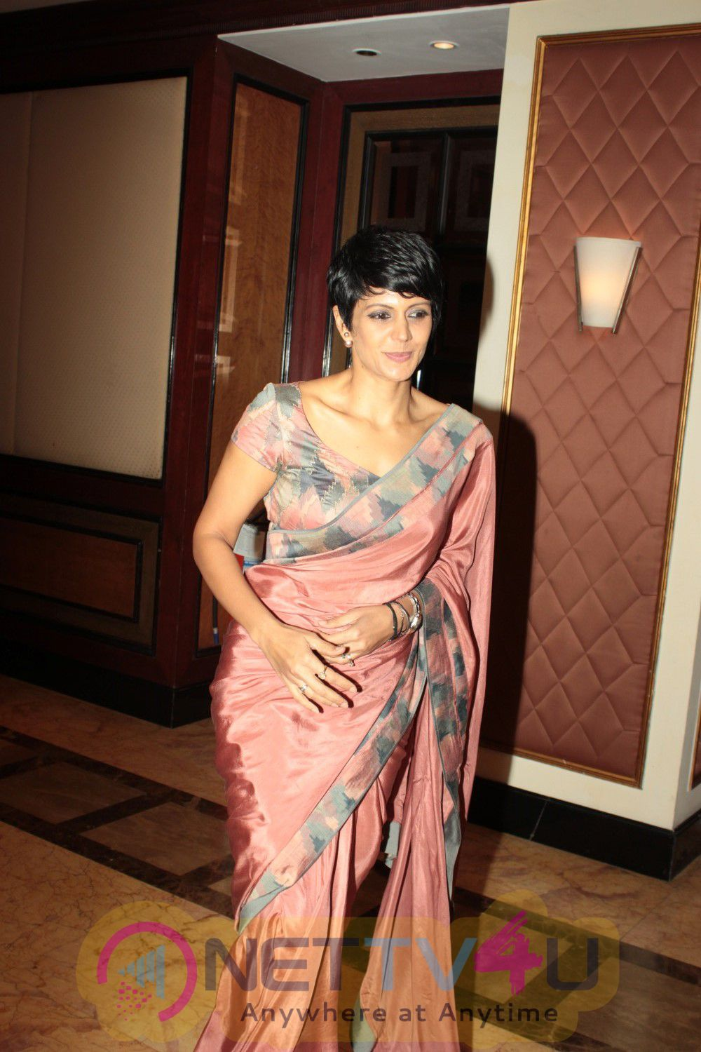 Photos Of Kajol Mandira Bedi At Women's Wellness
