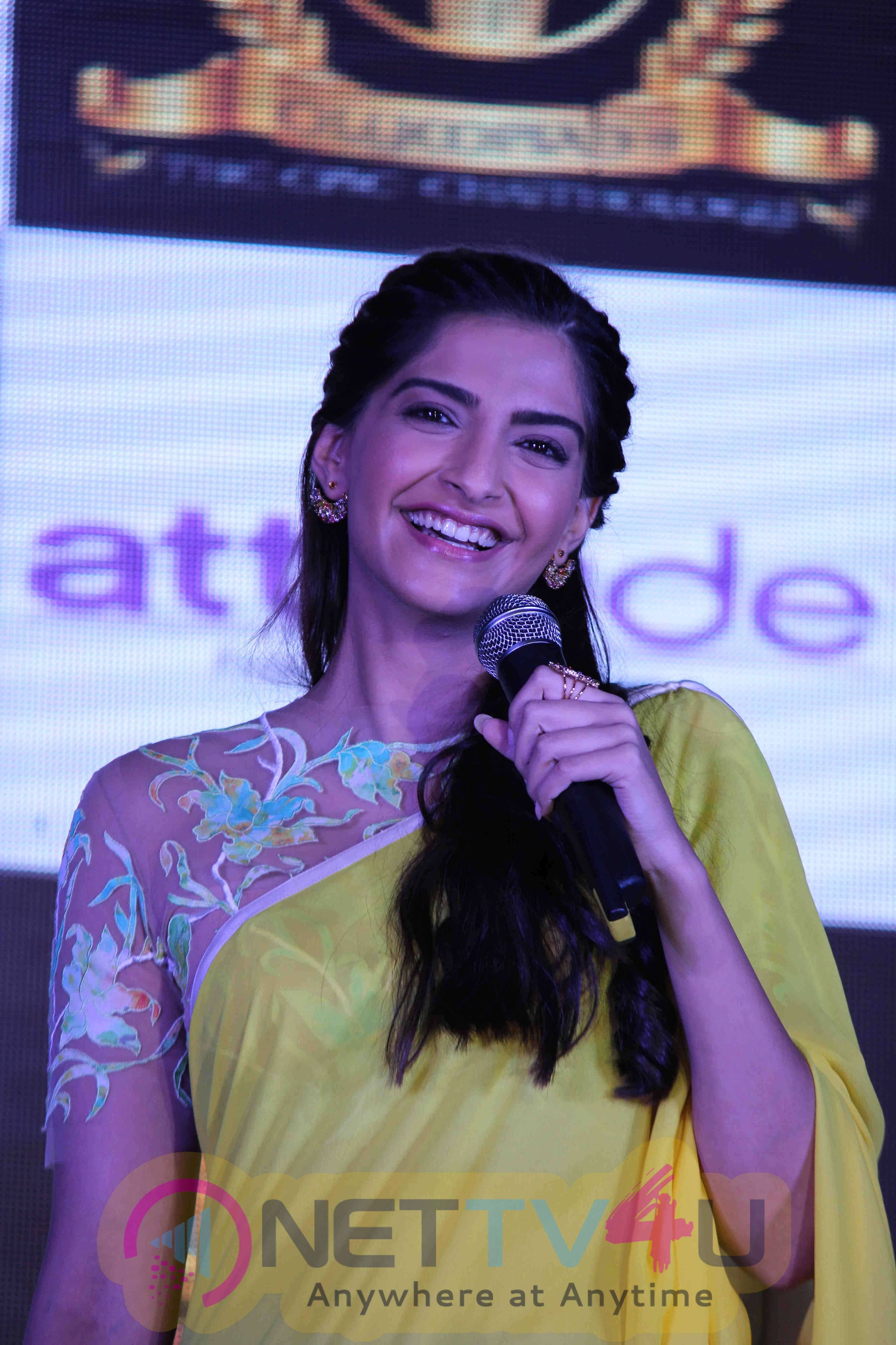 Photos Of Sonam Kapoor Promotes Neerja