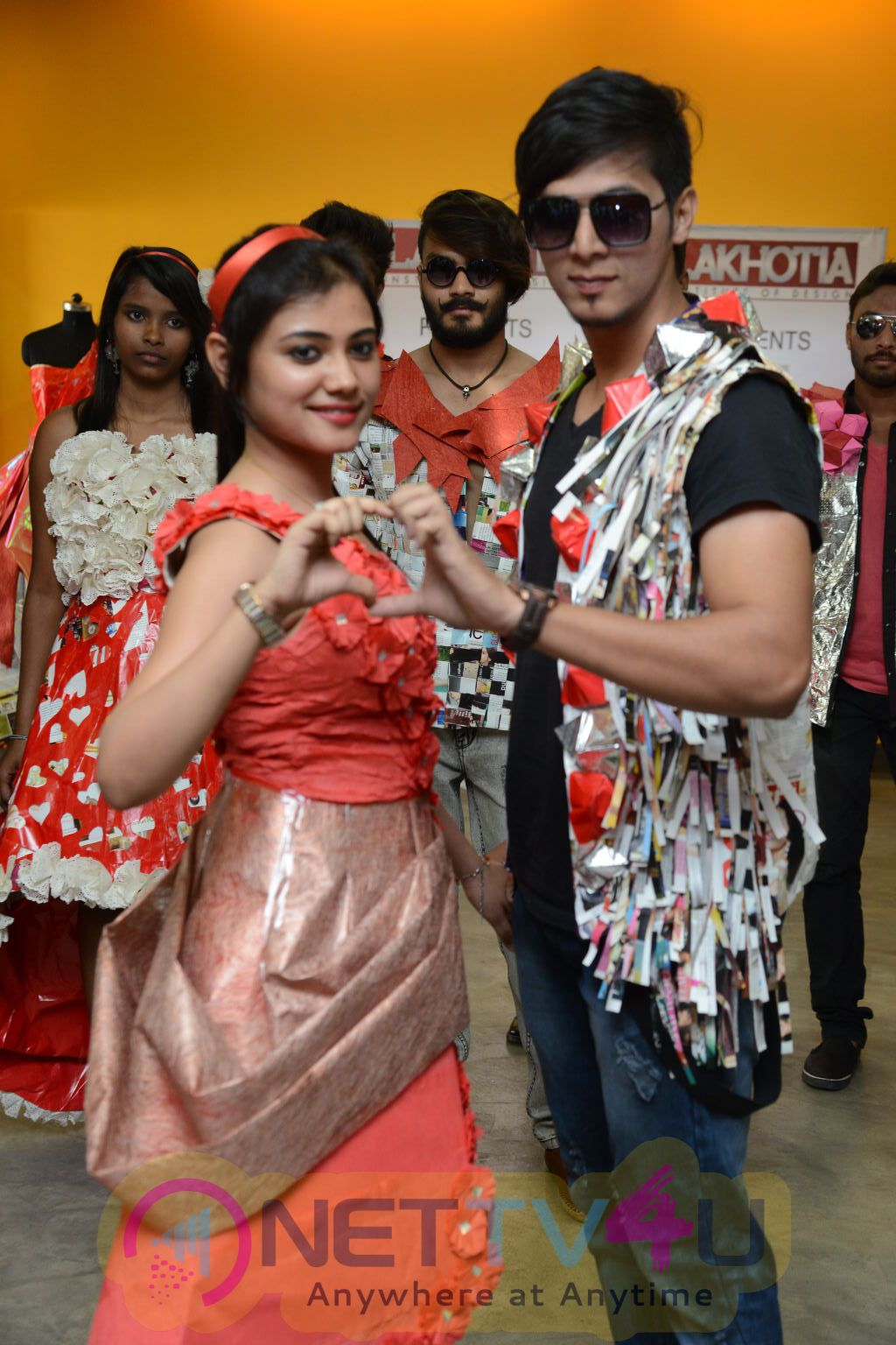 Photos Of Telugu Cinema Lakhotia Fashion Show