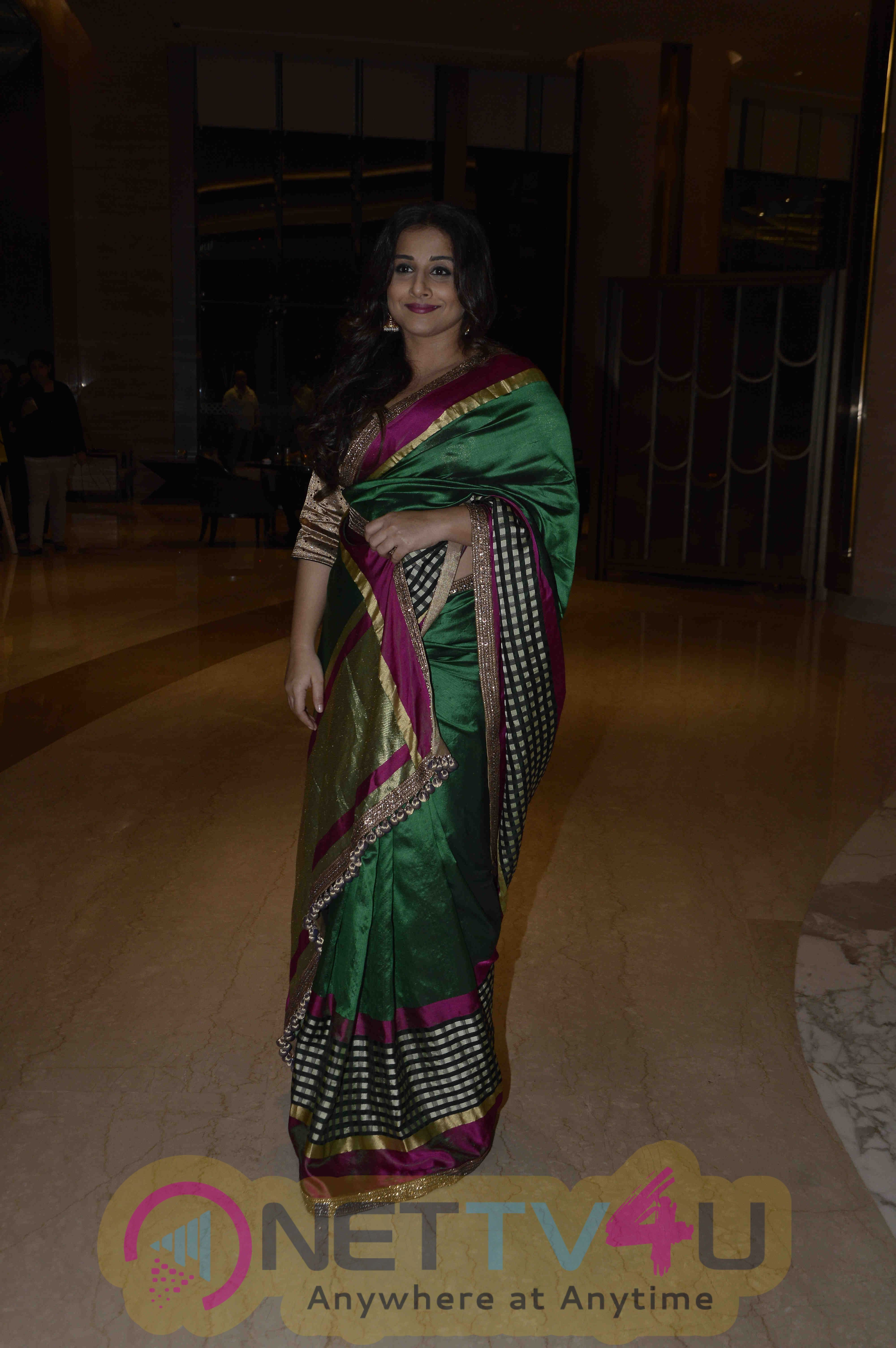 Photos Of Vidya Balan And Huma Qureshi At Make In India Luxury League Sessions