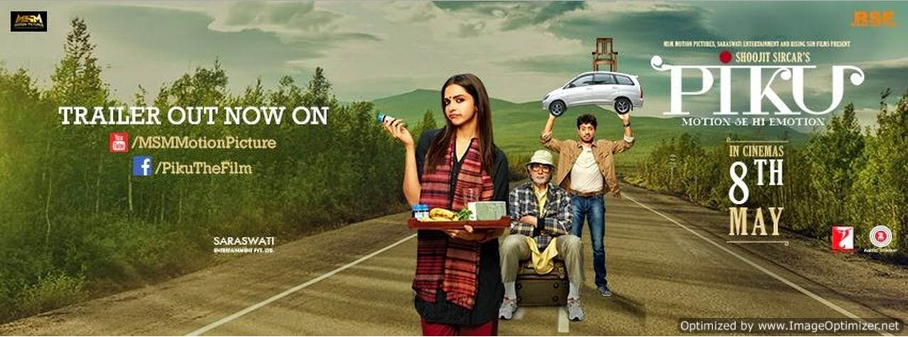 Piku Movie Review Hindi