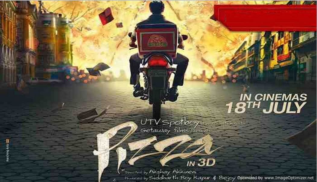 Pizza Movie Review Hindi