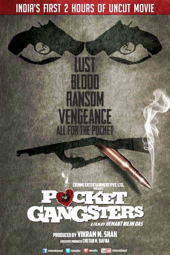 Pocket Gangsters Movie Review Hindi