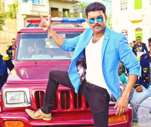 Polimer TV Caught Red-handed While Taping Theri!