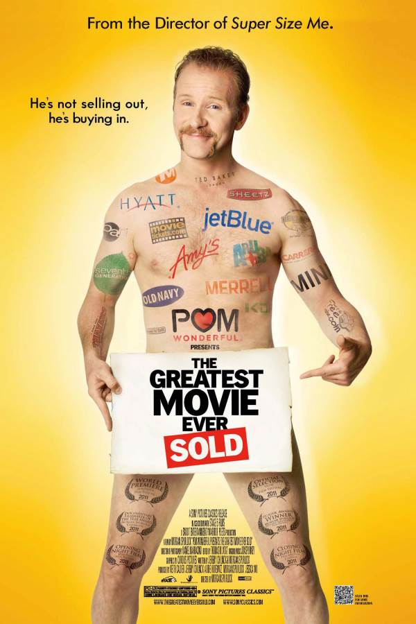 Pom Wonderful Presents: The Greatest Movie Ever Sold Movie Review English